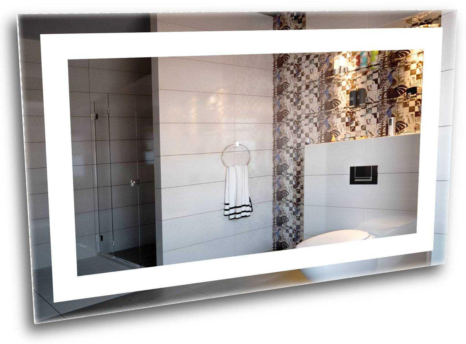 купить зеркало в ванную