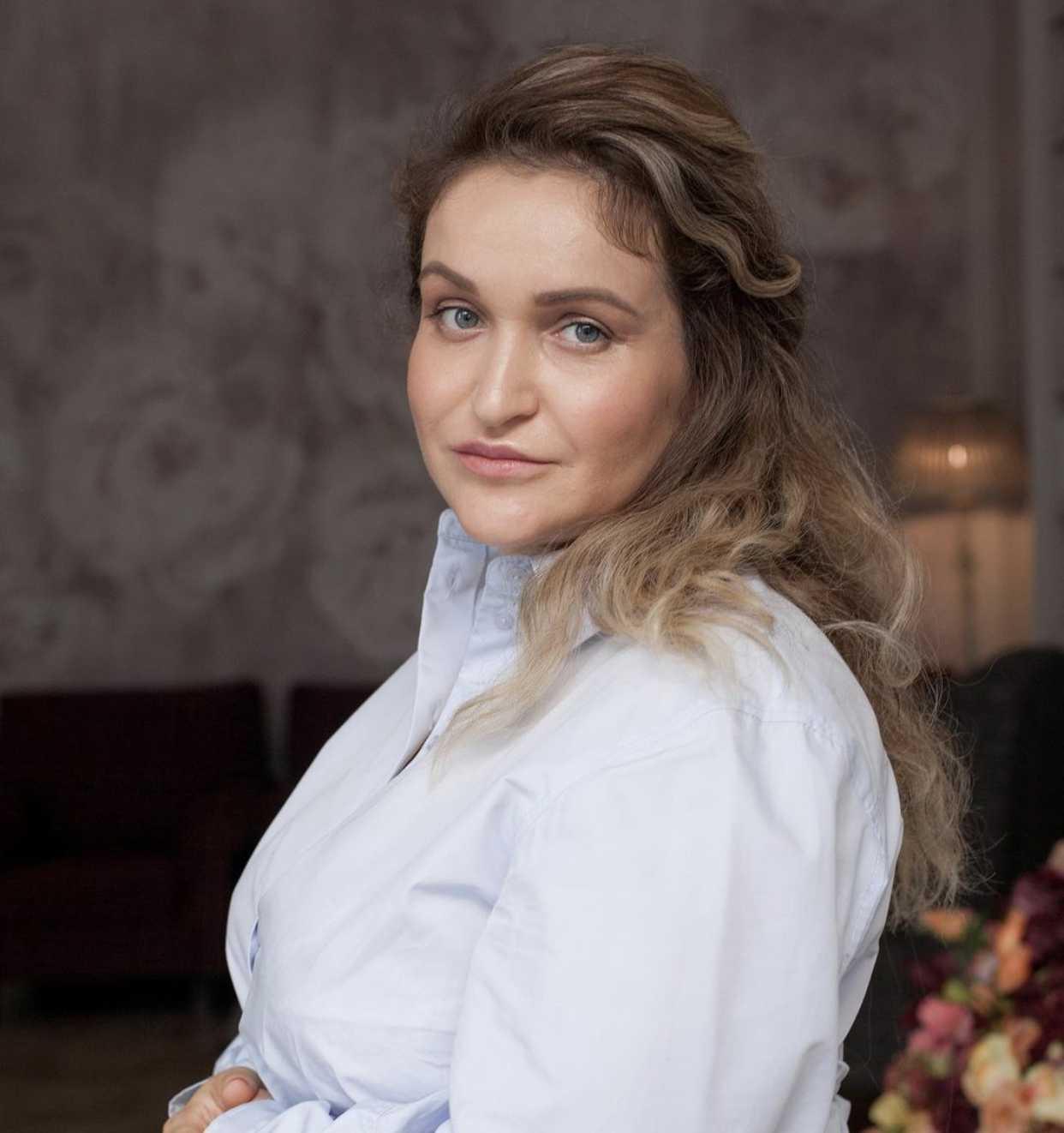 Бизнес-тренер Нурия Архипова