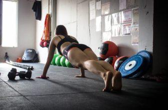 Фитнес дома для начинающих