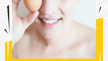 Маски для сухой кожи с яйцом — Нажмите, чтобы узнать подробности